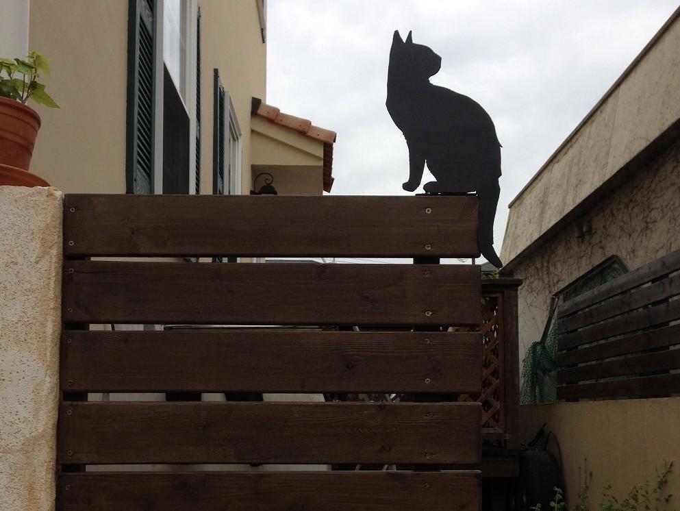 猫ちゃんプレートはオリジナル