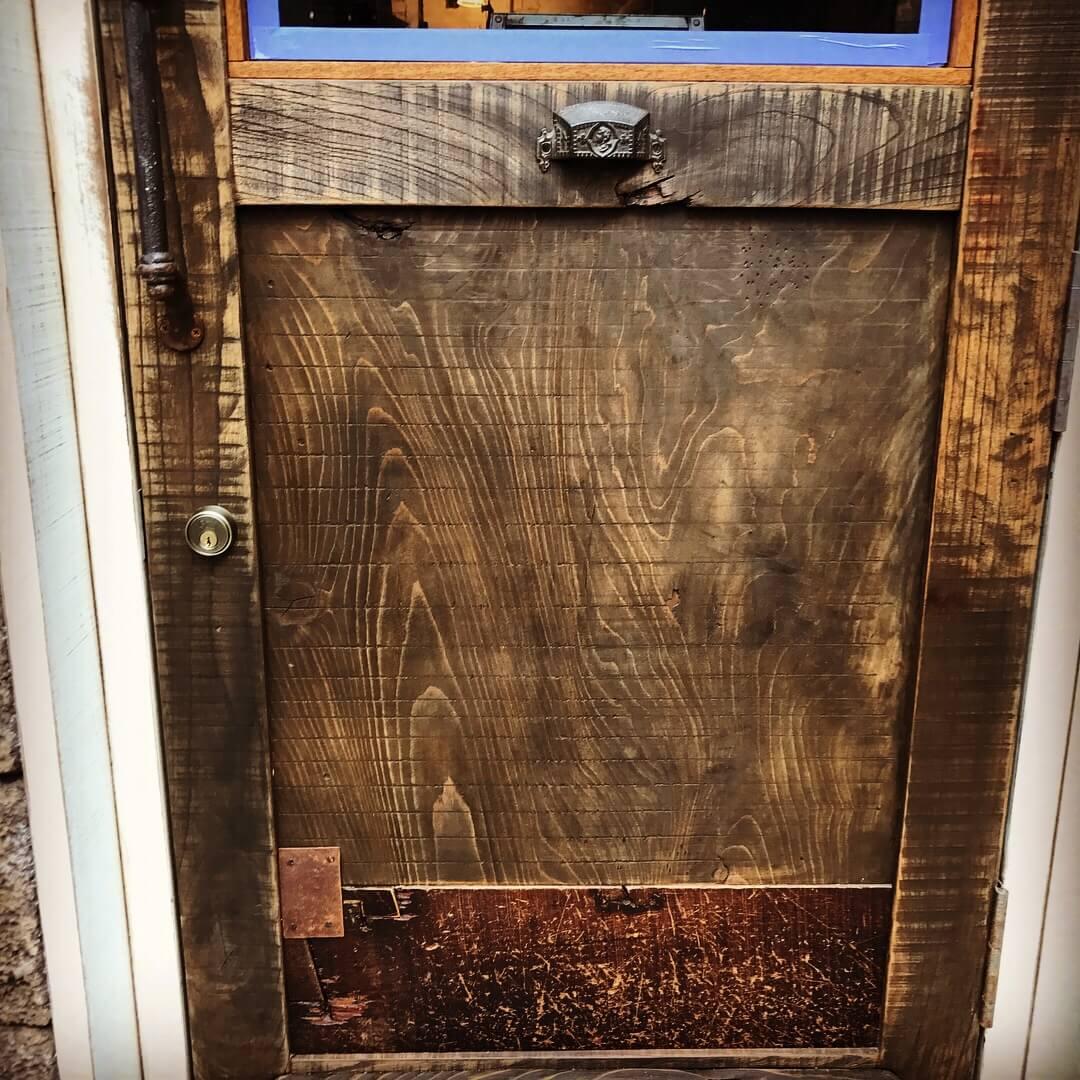 オリジナルアンティーク扉